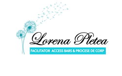 Lorena Pletea – Facilitator Access Bars & Procese de Corp Logo