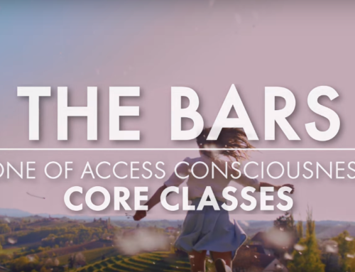Access Consciousness The Bars