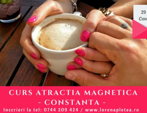 Curs Atractia Magnetica | Constanta 29 Iunie