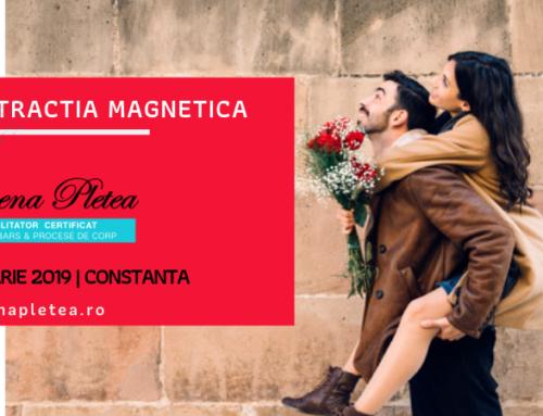 Curs Atractia Magnetica | 02 Februarie, Constanta
