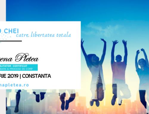Curs zece chei catre libertatea totala | 01 februarie, Constanta