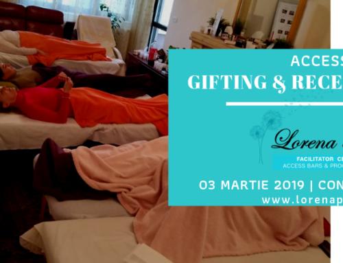 Access Bars-Gifting & Receiving | 03 Martie, Constanta