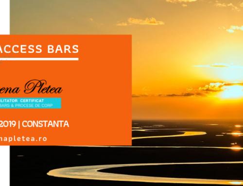 Curs Access Bars | 17 Martie, Constanta