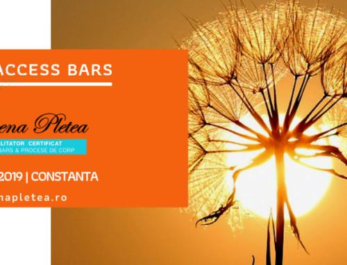 Curs Access Bars | 31 Martie, Constanta