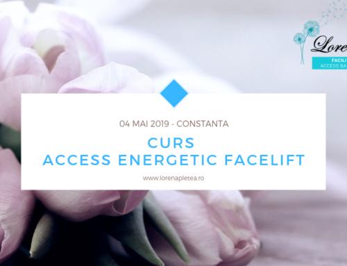 Curs Access Energetic Facelift – 04 Mai, Constanta