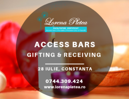 Access Bars-Gifting & Receiving | 28 Iulie, Constanta