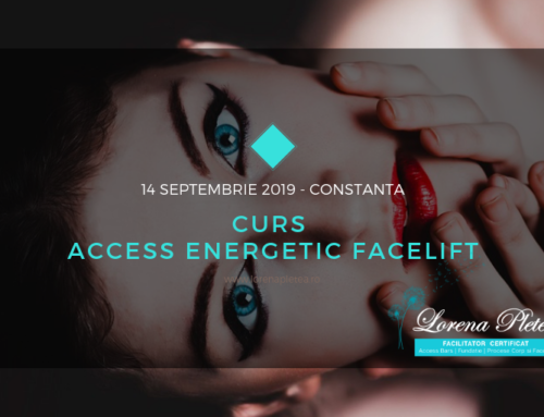 Curs Access Energetic Facelift – 14 Septembrie, Constanta
