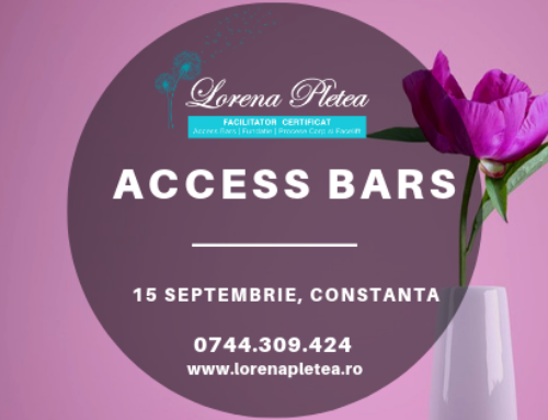 Curs Access Bars | 15 Septembrie, Constanta