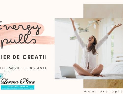 Energy pulls – Atelier de creatii