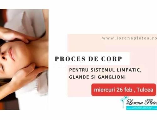 Proces de Corp pentru Sistemul Limfatic | 26 februarie – Tulcea