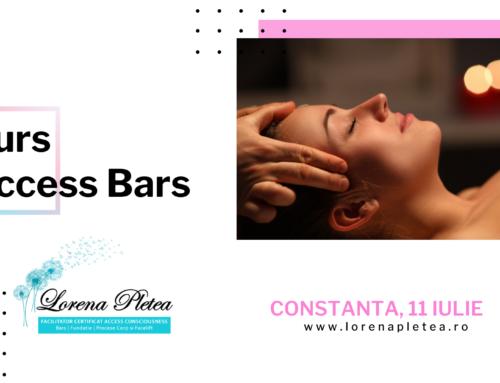 Curs Access Bars | 11 Iulie, Constanta