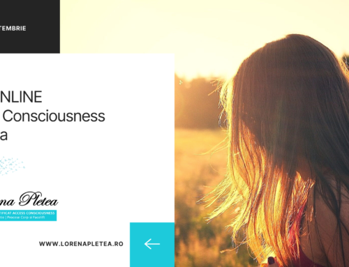 Curs ONLINE Access Consciousness Fundatia |  26-29 septembrie