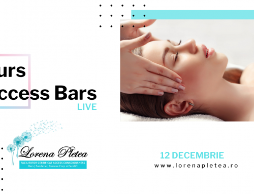 Curs Access Bars Live – 12 decembrie