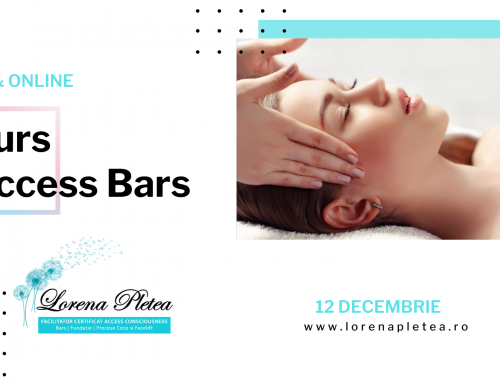 Curs Access Bars Live & Online – 12 decembrie