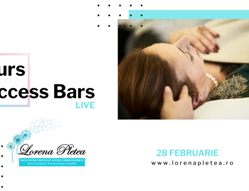 Curs Access Bars Live – 28 Februarie