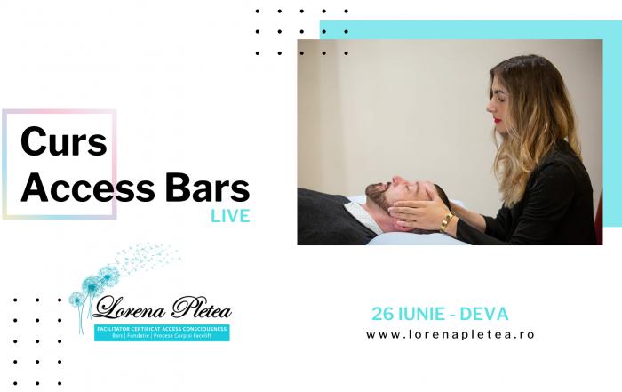 Curs Access Bars - 26 iunie, Deva